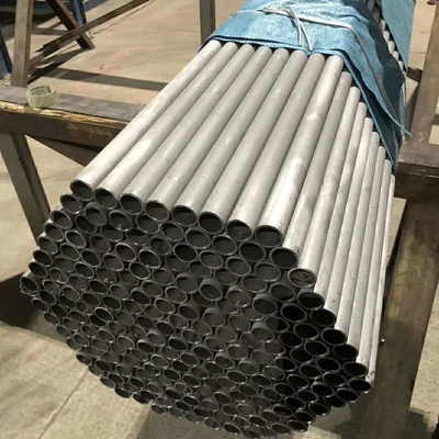 China 316L Stainless Steel Seamless Tube ASTM A312 TP 316L Seamless 316l Stainless Steel Tube leverancier